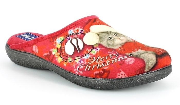 pantofole natalizie Inblu donna 2017-2018