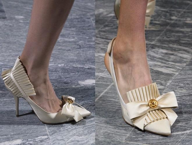 puglisi scarpe in raso eleganti estate 2018