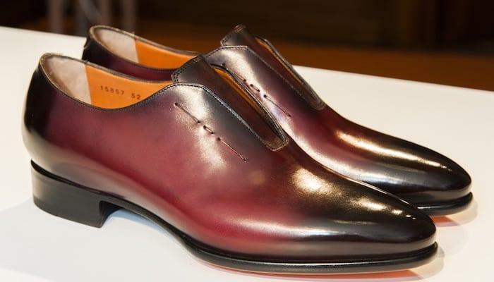 santoni-scarpe senza lacci