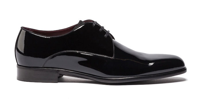 scarpe eleganti nere uomo dolce gabbane inverno 2018