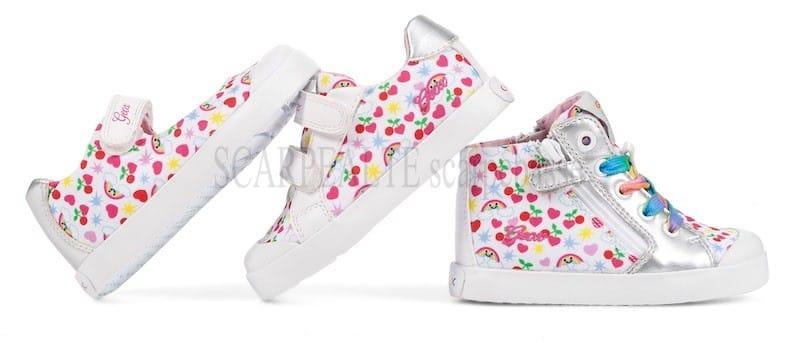 scarpe geox collezione primavera estate, Bambini Sneakers