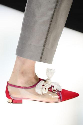 giorgio armani scarpe donna estate 2018