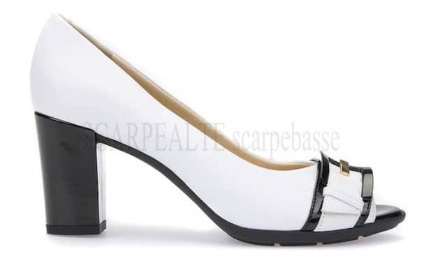 0a0a6a0842511 geox scarpe donna spuntate estate 2018