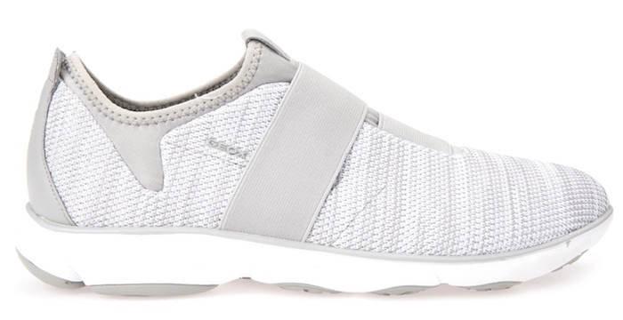sneaker senza lacci uomo geox p-e 2018