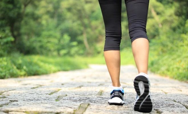 Dimagrire con la camminata veloce