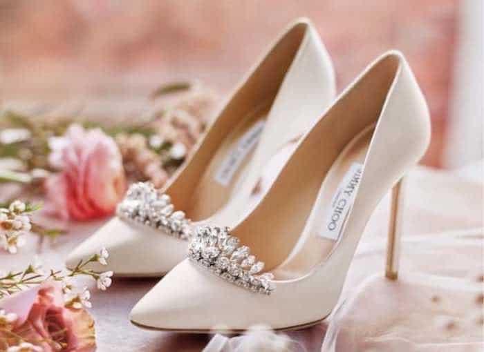 Jimmy Choo scarpe sposa 2018
