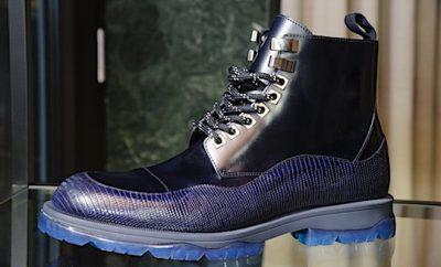 Jimmy Choo scarpe uomo autunno inverno 2018-2019