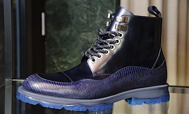 Jimmy Choo scarpe uomo autunno inverno 2018,2019,Collezione,Foto , Scarpe  Alte , Scarpe basse