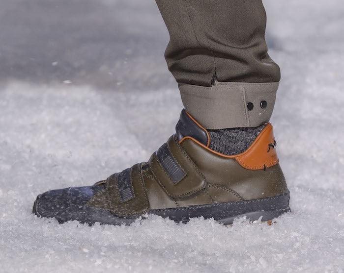 Zegna scarpe sportive inverno 2018-2019