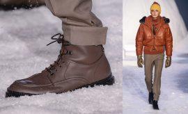 Zegna uomo autunno inverno 2018-2019-scarpe vestiti