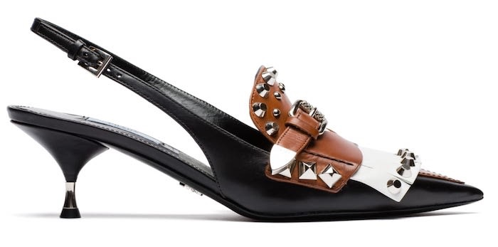 Scarpe Prada donna primavera estate 2018. La collezione - Scarpe ... 9239f77bfef