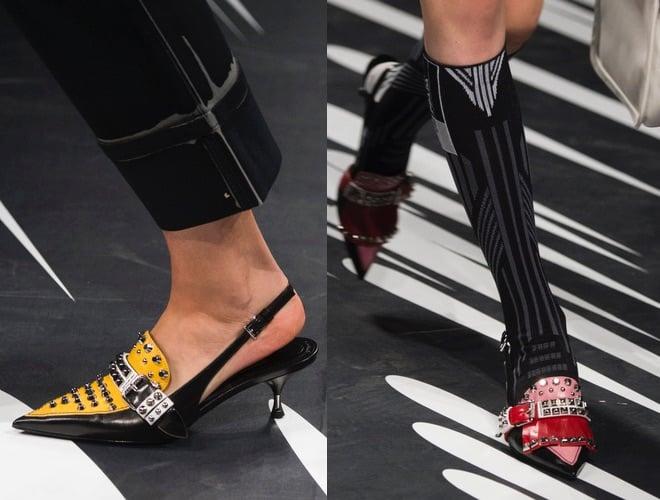 prada scarpe primavera estate 2018