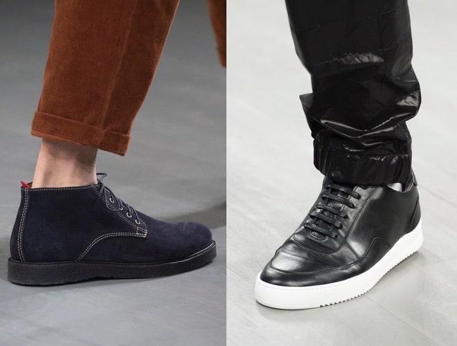 scarpe invernali uomo 2018-2019
