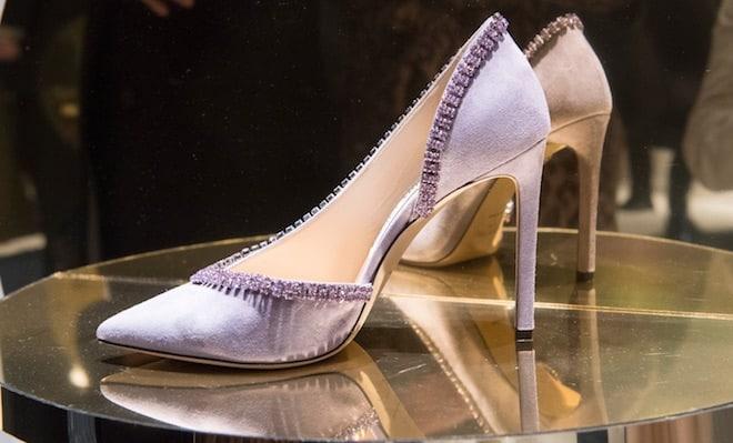 Jimmy Choo scarpe donna autunno inverno 2018-2019