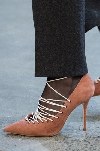 Scarpe con tacco Jason Wu inverno 2019