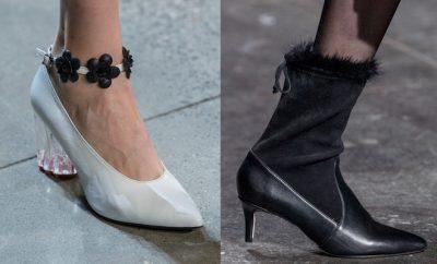 Le scarpe che vanno di moda a New York per l  inverno 2018 – 2019 c904d4ce053
