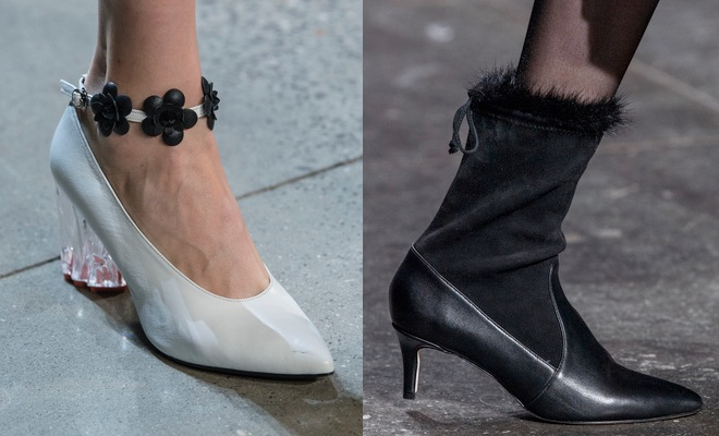 Scarpe moda New York Inverno 2018-2019