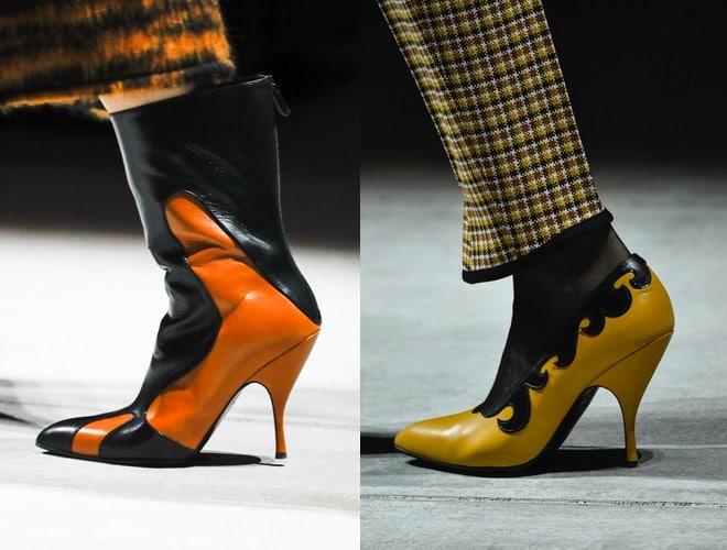 bottega Veneta scarpe inverno 2018-2019