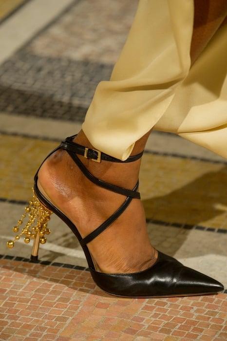 jacquemus- scarpe eleganti inverno 2018 - 2019
