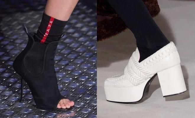 scarpe donna A-I 2018 - 2019