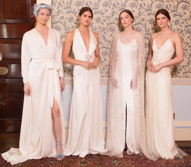 Jenny Packham sposa 2019