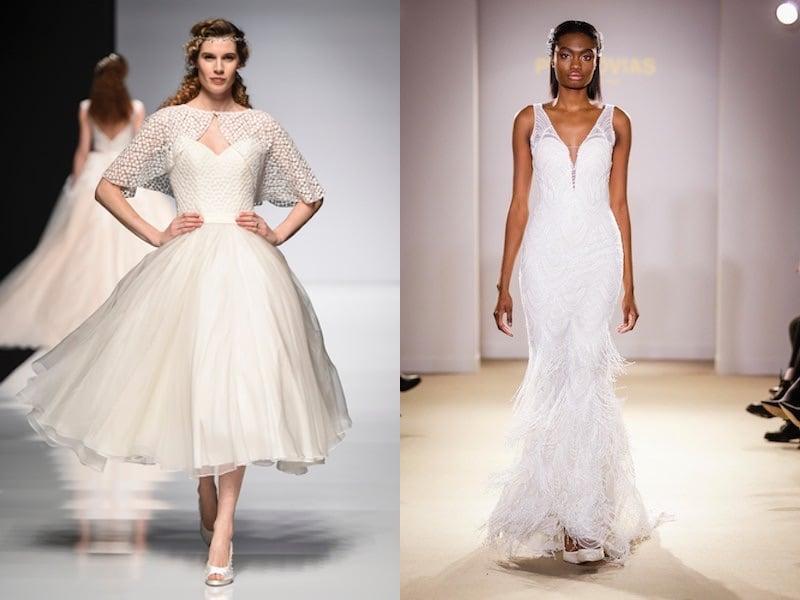 abiti da sposa bianchi 2019