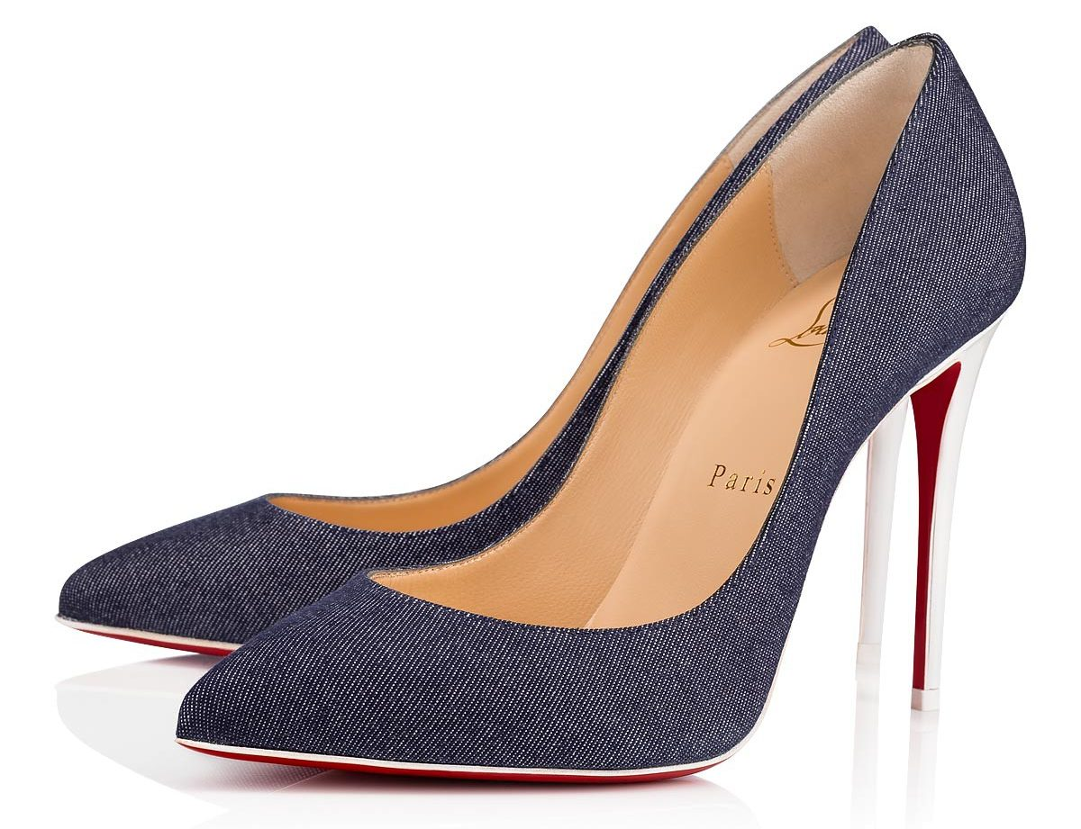 christian louboutin scarpe jeans - estate 2018
