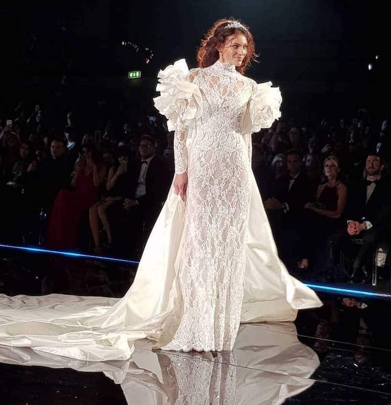 nicole sposa 2019 Paola Turani