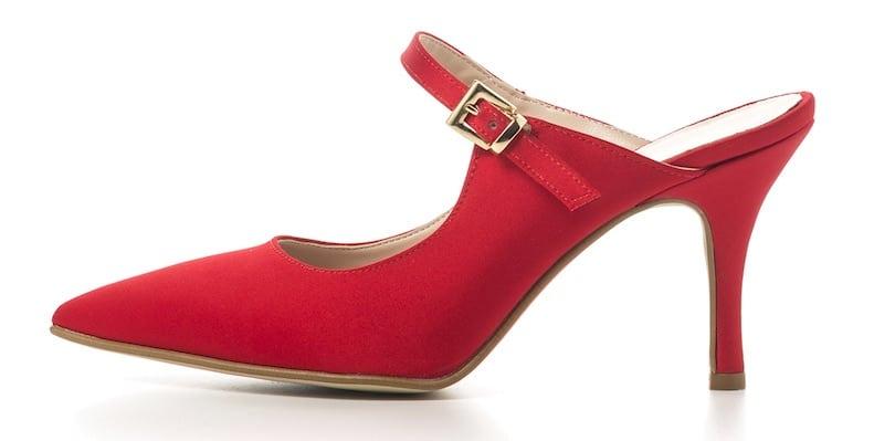 scarpe a punta rosse pittarosso estate 2018