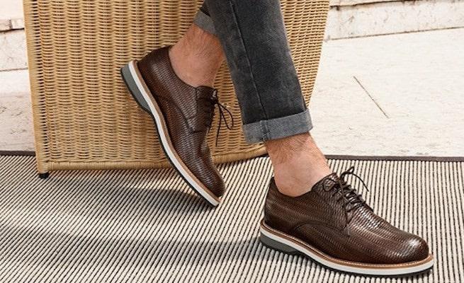 Le scarpe Frau uomo per l'estate 2018 Eleganza casual