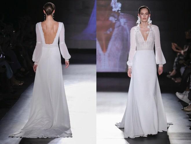 Rosa Clara sposa 2019