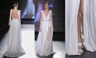 Rosa clara scarpe abiti da sposa 2019