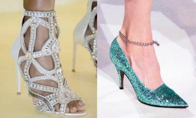 Scarpe sandali gioiello estate 2018