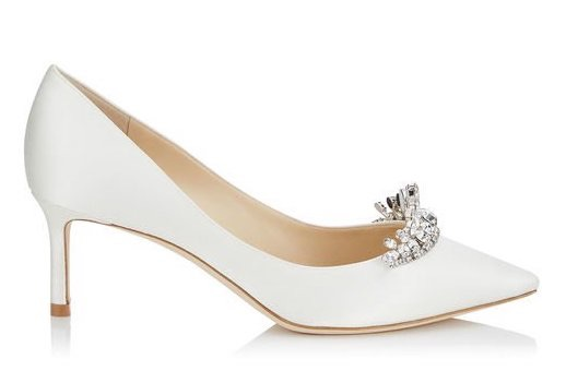 scarpe sposa Jimmy Choo primavera estate 2018