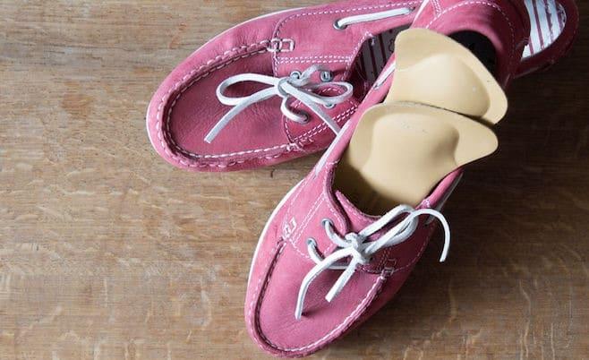 solette da infilare nelle scarpe