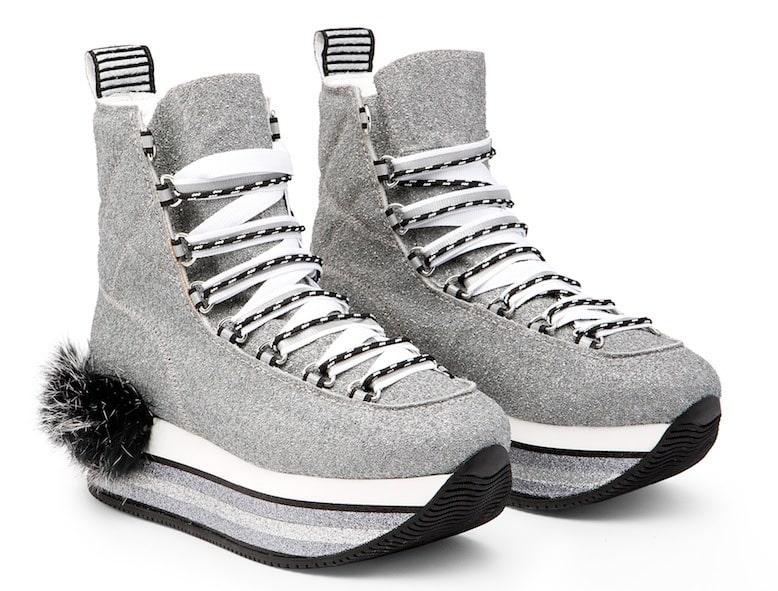 HOGAN sneakers alte donna inverno 2018 -2019