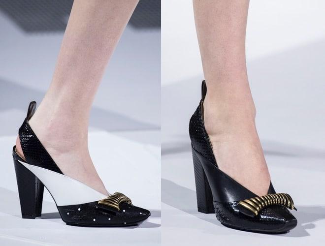 Scarpe Vuitton inverno 2018-2019