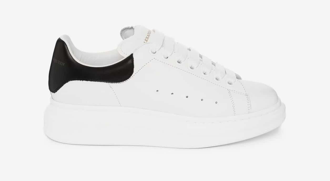 alexander mcqueen sneakers 2018