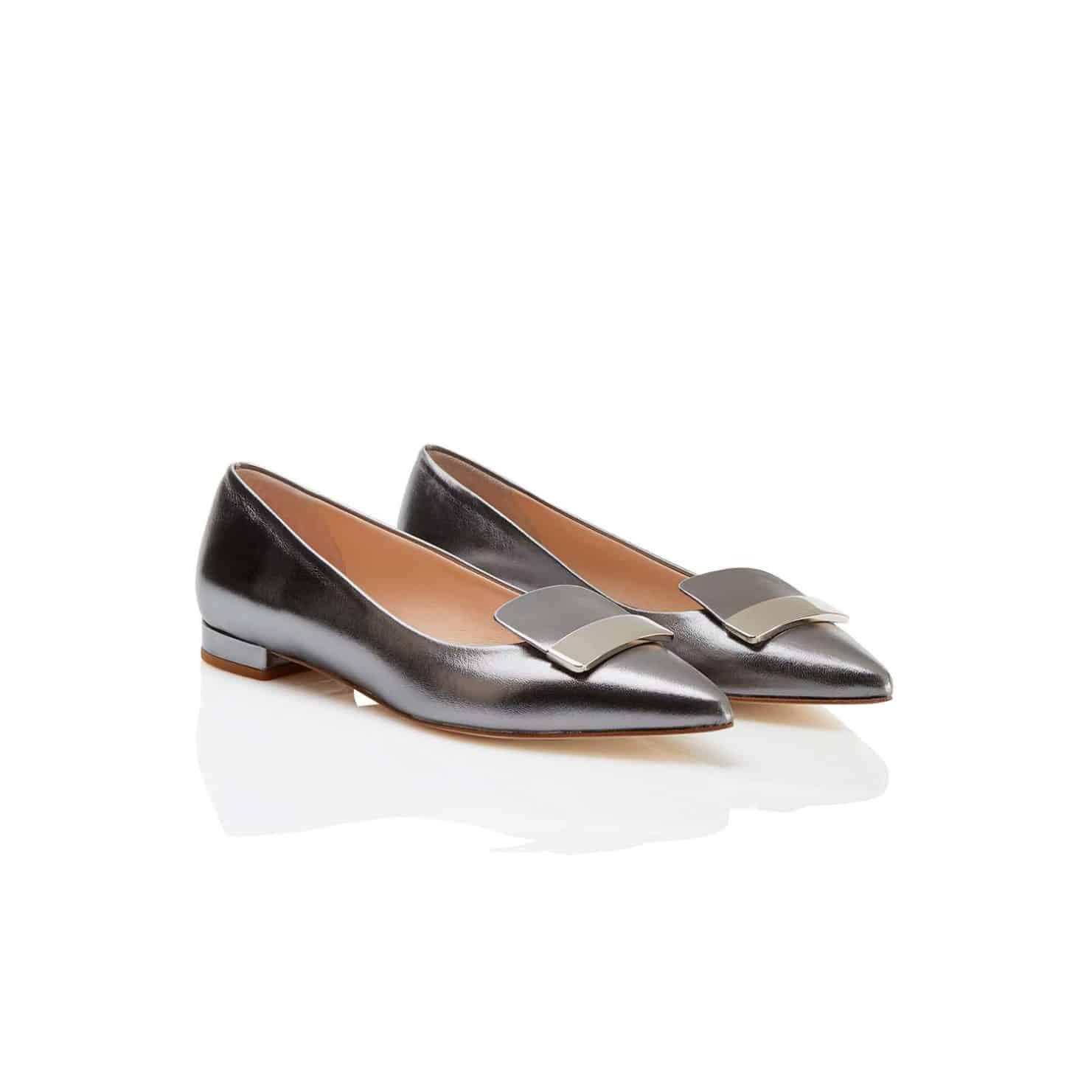 Contigo scarpa bassa elegante laminato acciaio – prezzo  149 euro c23b179a6d7