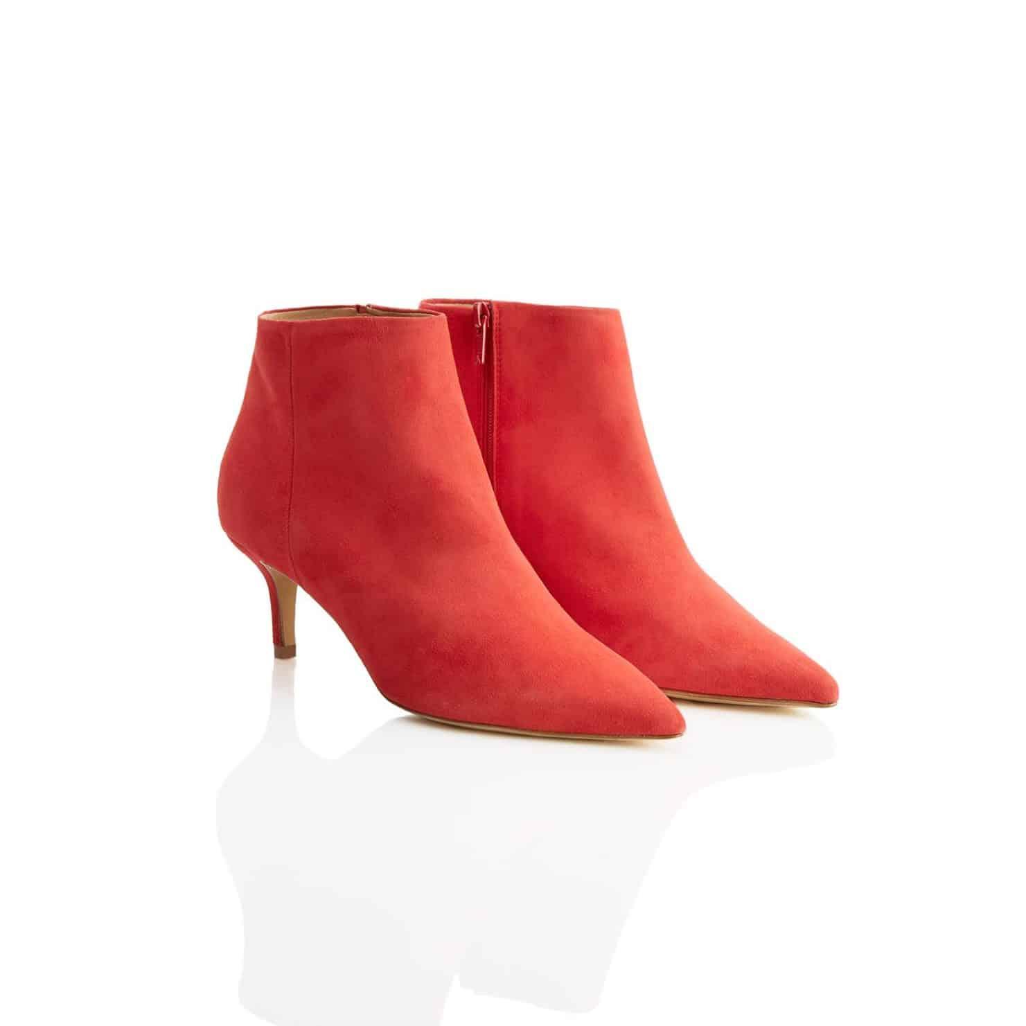 contigo scarpe rosse estate 2018 donna