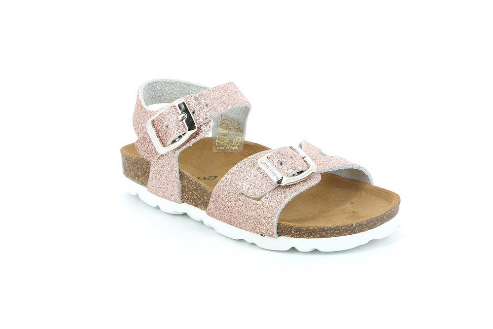 grunland sandalo bambina glitter 2018