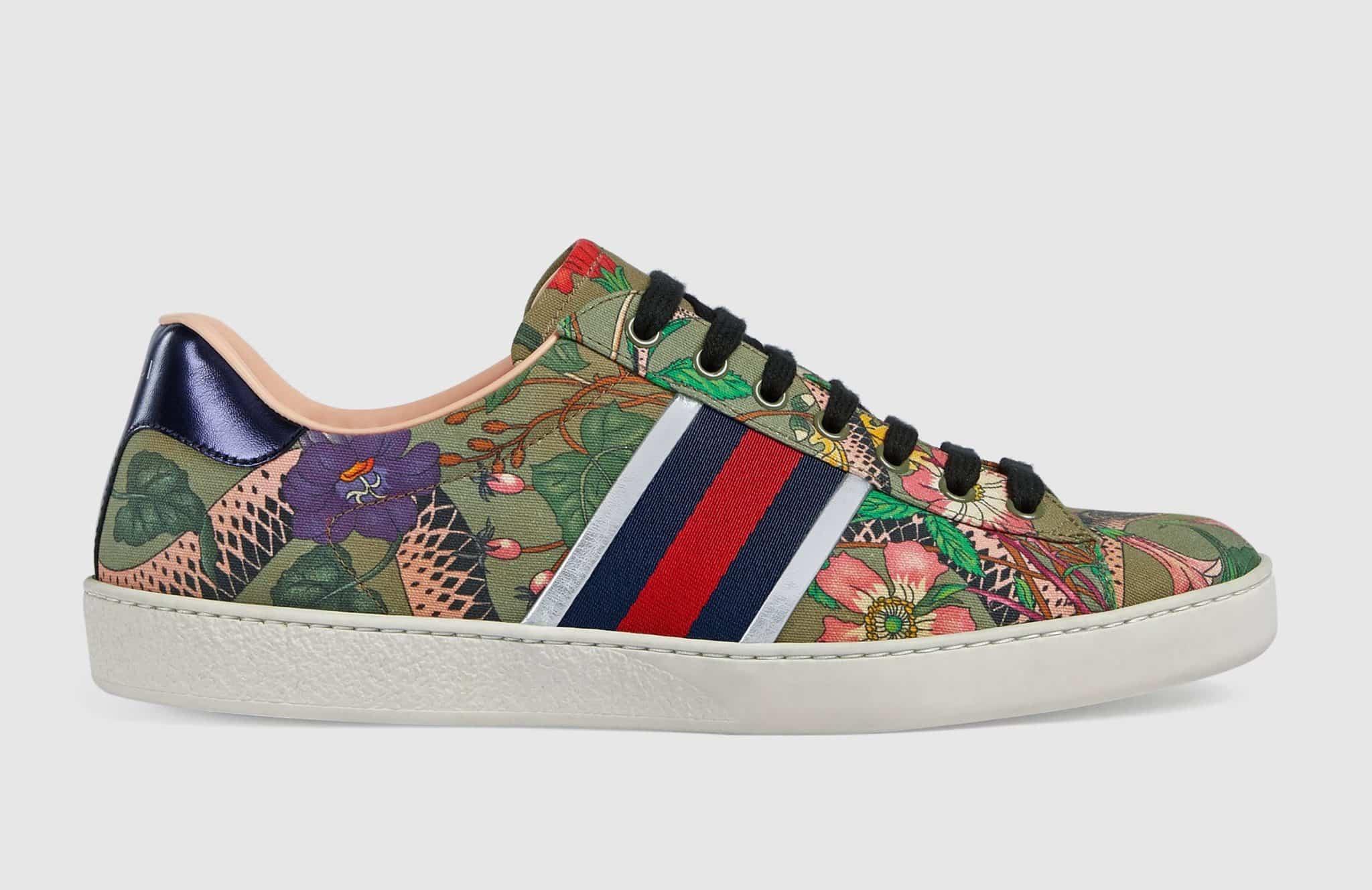 gucci sneaker uomo 2018