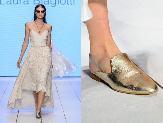 laura biagiotti scarpe abiti estate 2018