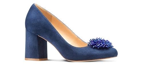 scarpe blu elettrico primavera 2018 bata donna
