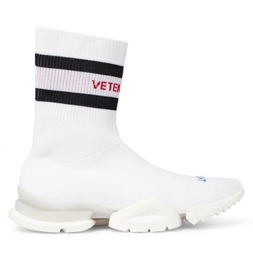 sneakers calzino reebok vetements 2018