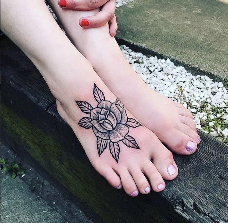 tatuaggi 2018 con rose