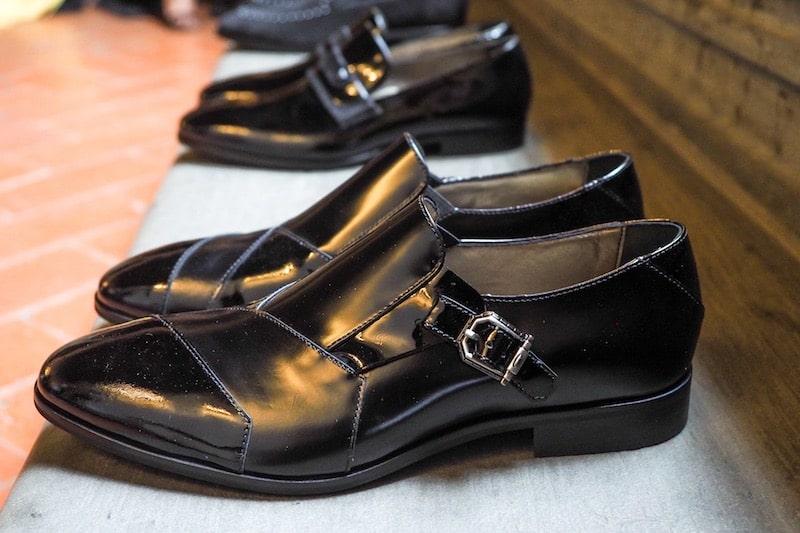 Pignatelli scarpe cerimonia uomo P/E 2019