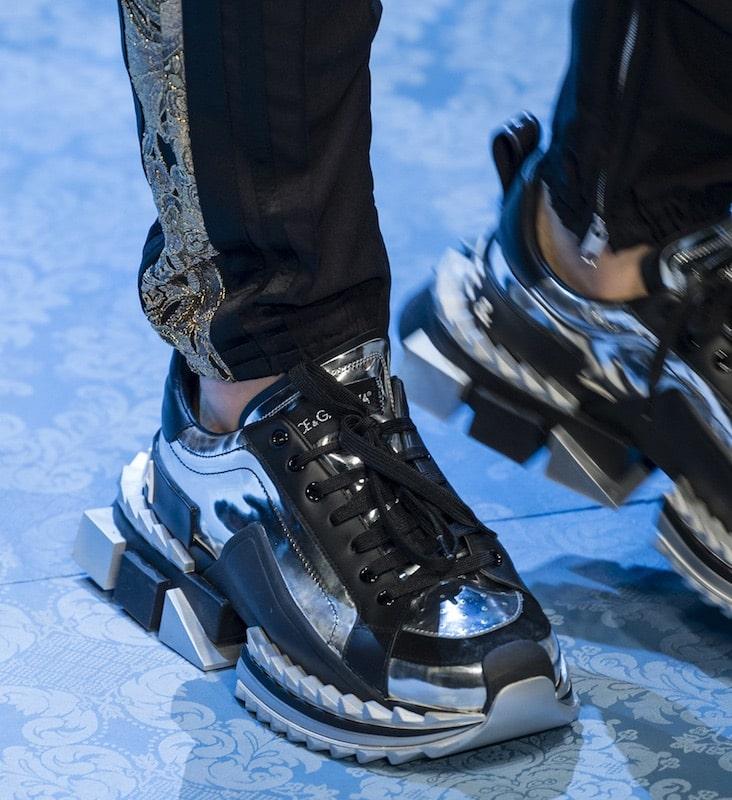 Dolce e Gabbana sneakers estate 2019