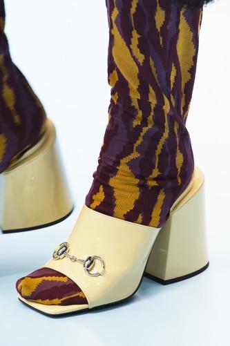 Gucci donna autunno inverno 2018 2019 scarpe