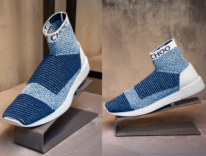 Jimmy Choo stivaletto sneakers uomo estate 2019